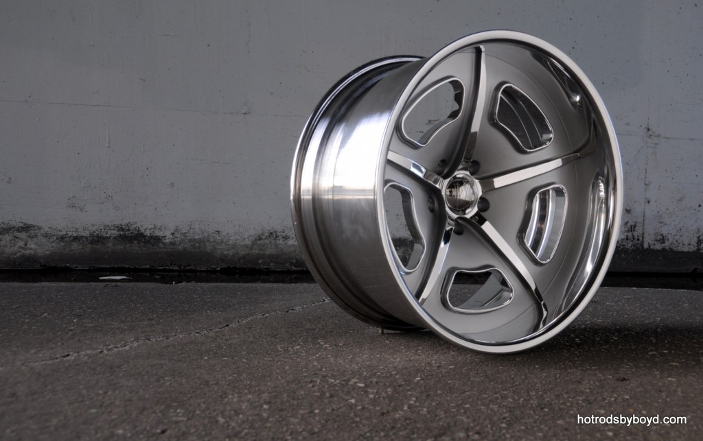 Concave Centennial with Silver and Polished