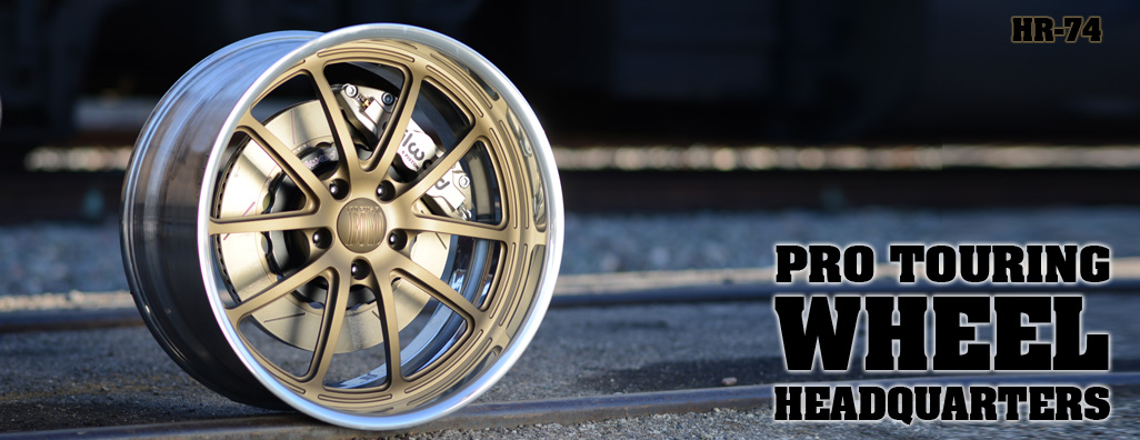 Pro Touring Wheels, Boyd Coddington, Hot Rods by Boyd