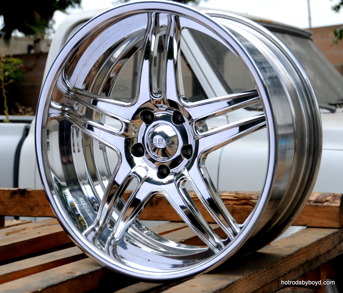Pro-Touring Wheels « Hot Rods by Boyd - the Original Boyd ...
