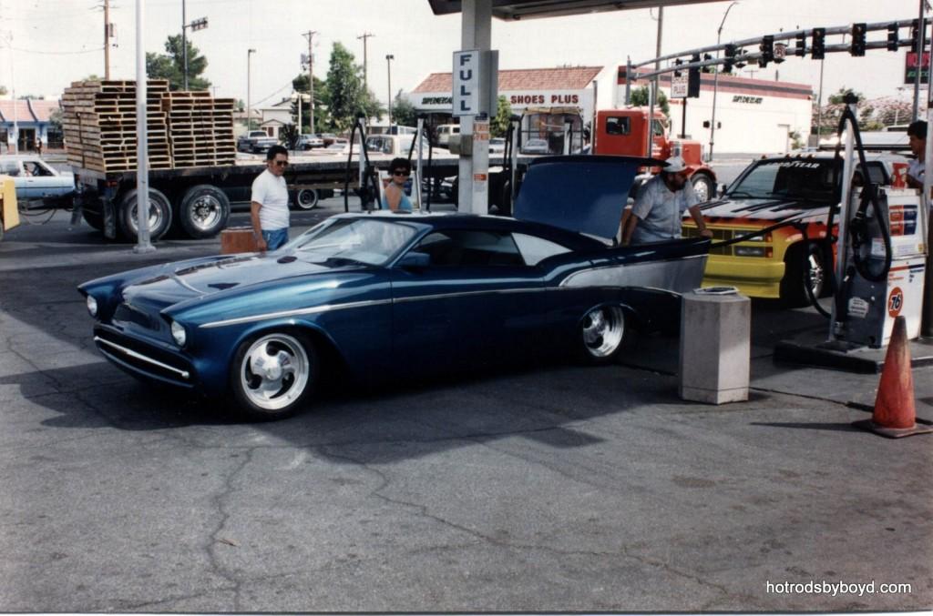 Chezoom Gas station Las Vegas