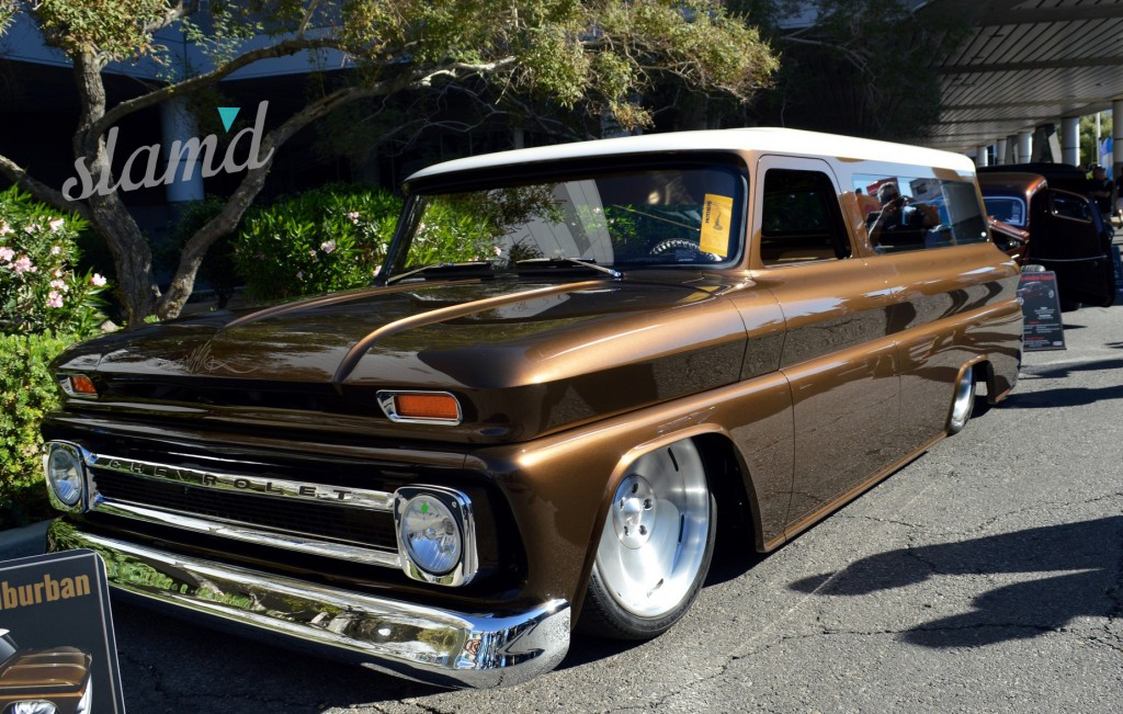 Scott's Hot Rods Suburban