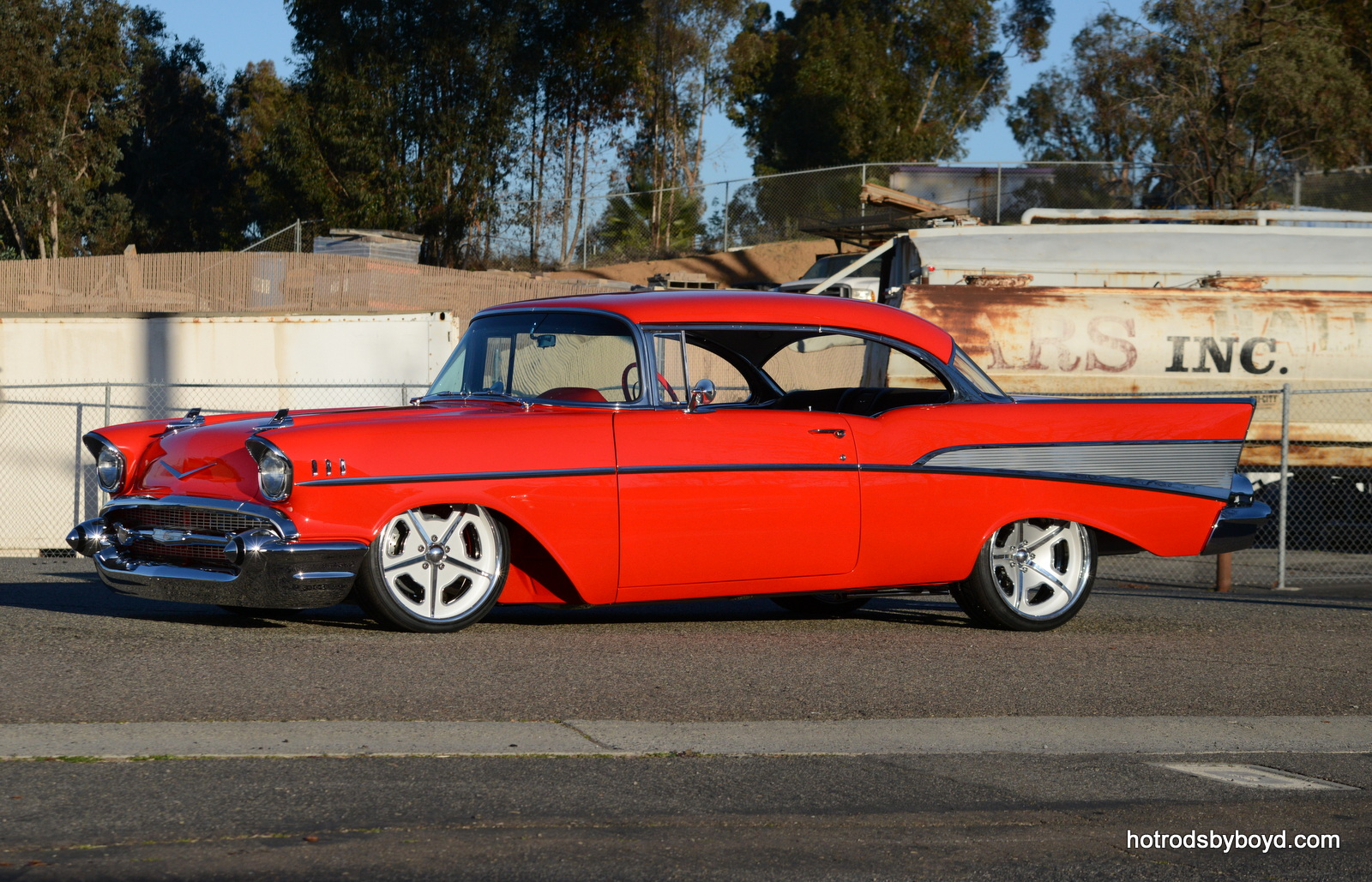 hot rods and custom stuff built 1957 chevy hot rods by. Black Bedroom Furniture Sets. Home Design Ideas