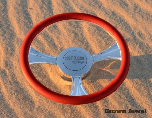 Crown Jewel Steering Wheel