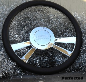 perfected Steering Wheel