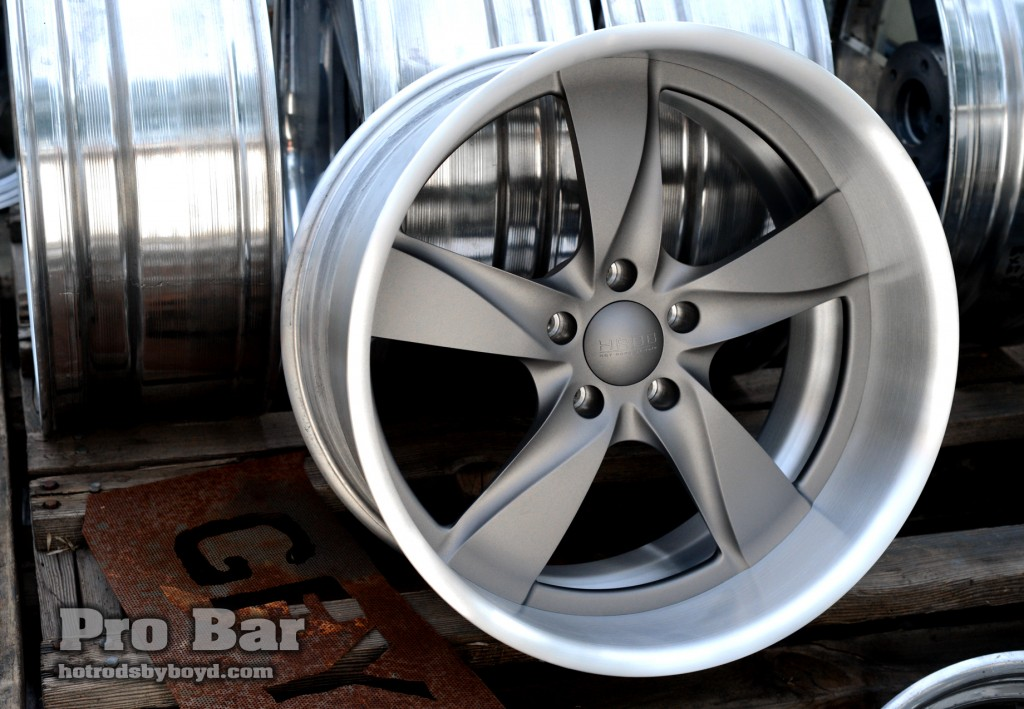 PRo Touring Wheels Pro Bar