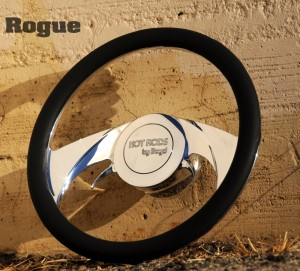 Rogue Steering Wheel