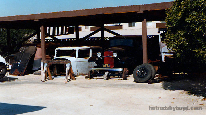 Hot Rods by Boyd Orange Ave